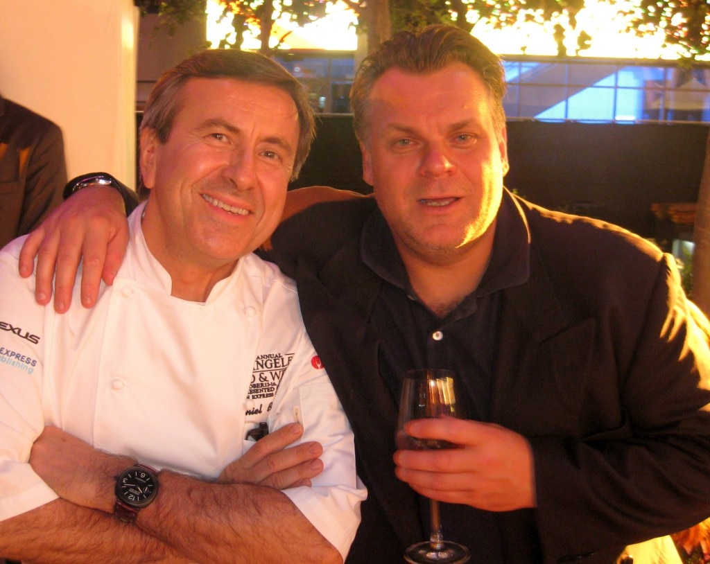Daniel Boulud & François Payard