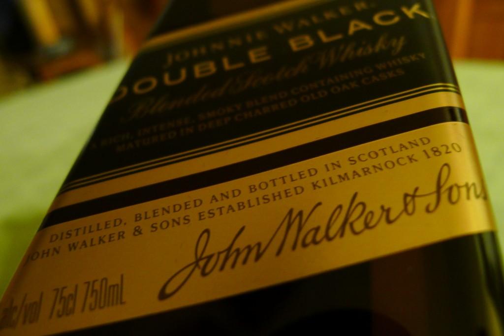 Double Black label