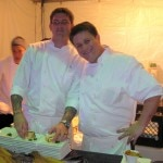 Eric Klein (right) (Spago Las Vegas)
