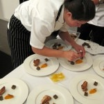 jessica largey plating 150x150 Following A Contestant
