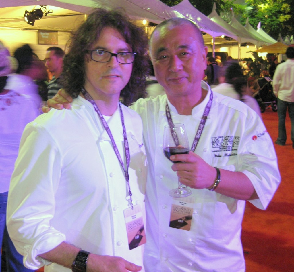 Kerry Simon & Nobu Matsuhisa