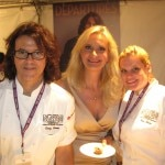 kerry simon nona sivley 150x150 Food & Wine at L.A. LIVE