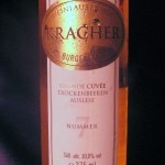 kracher grande cuvee 2005 150x150 Krug & Train