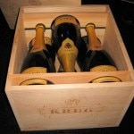 krug champagne 150x150 Krug & Train