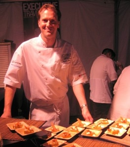 Lincoln Carson (Michael Mina, executive pastry chef)