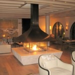 lobby chimney 150x150 Hotel Bel Air Reopens With Great Luxury