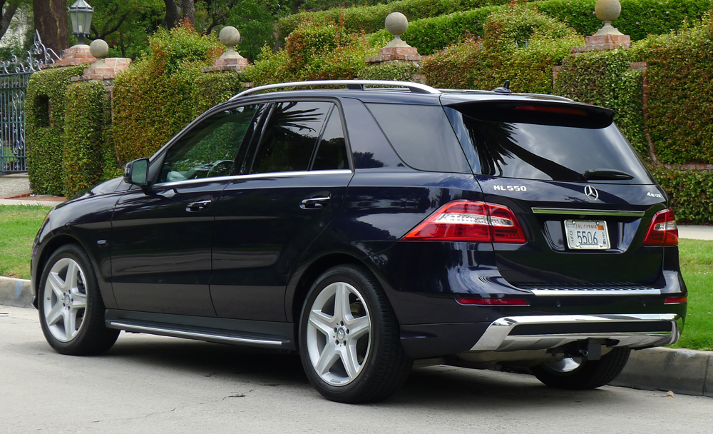 2013 Mercedes-Benz ML550 4Matic review notes | Autoweek