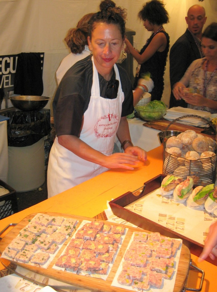 Nancy Silverton (Mozza)