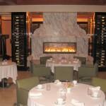 Restaurant chimney