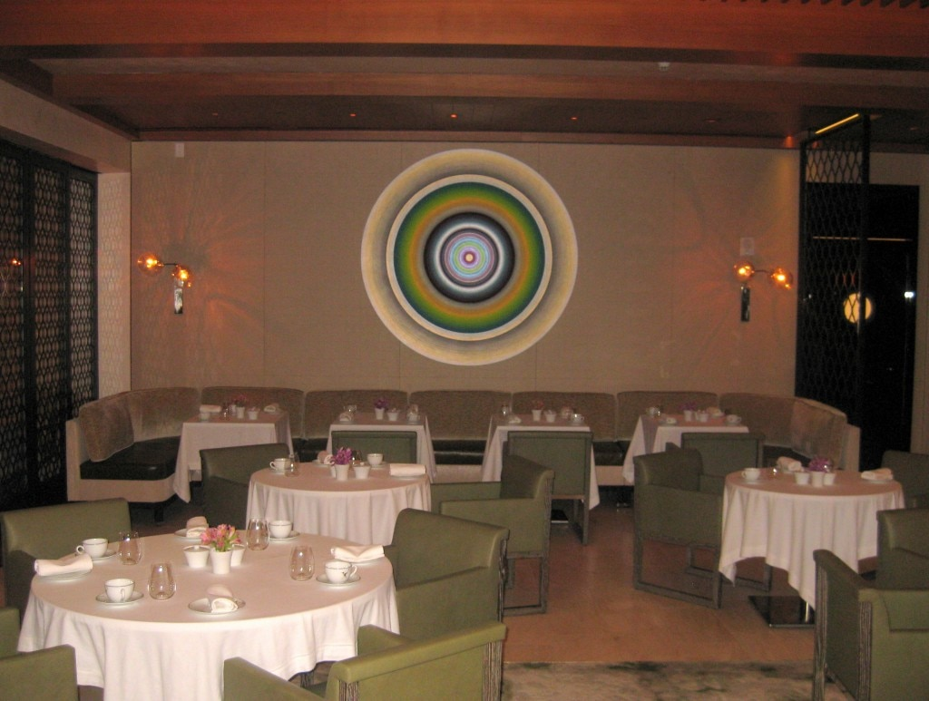 Restaurant indoor