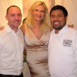 sophie gayot ricardo zarate 150x150 Food & Wine at L.A. LIVE