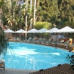 swimming pool 150x150 Hotel Bel Air Reopens With Great Luxury