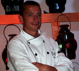 Chef Vincent Masson