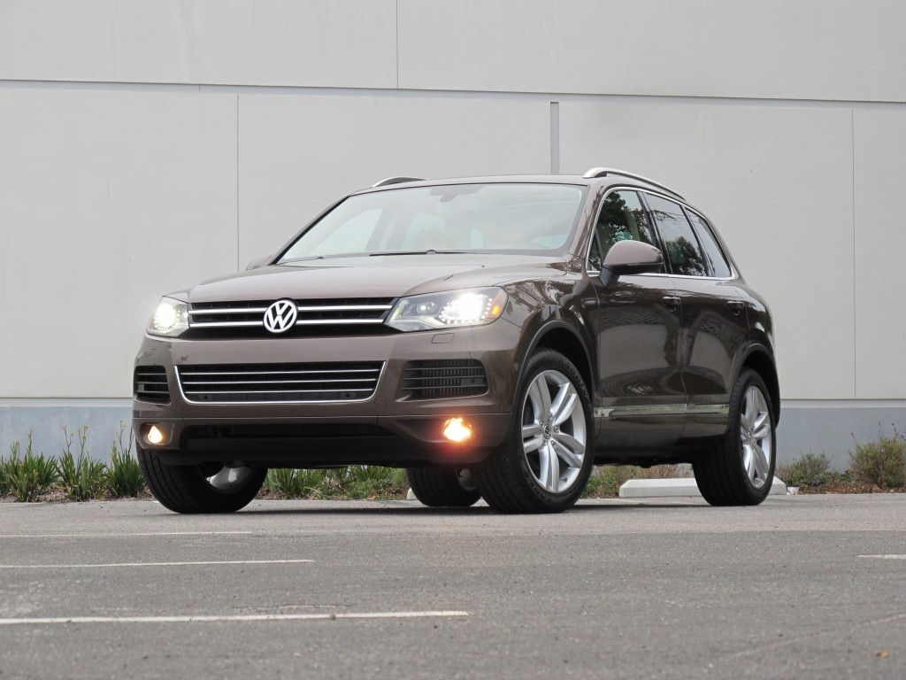 volkswagen touareg tdi diesel gayot 39 s blog. Black Bedroom Furniture Sets. Home Design Ideas