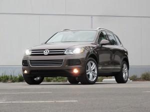 Volkswagen Touareg TDI Diesel