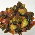 brussels sprouts 150x150 Thanksgiving on a LA Rooftop