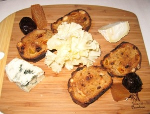 cheeses 300x229 Cheese plate