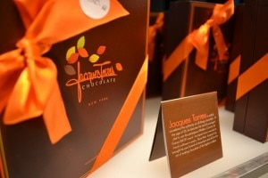 Jacques Torres' chocolates