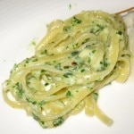 Linguini al Pesto
