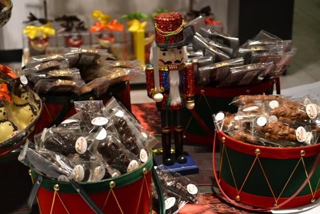Madame Chocolat's nutcrackers