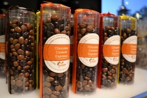 Mr. Chocolate's espresso beans