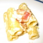 rigatoni carbonara 150x150 Bruno Serato, Our Hero
