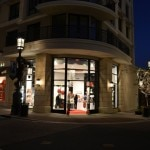 The Torres' pop-up store at Americana at Brand