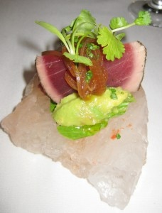 tuna sashimi 228x300 Tuna sashimi