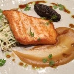 arctic char 150x150 Lunch at Michael Mina's