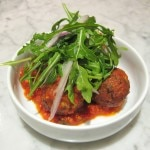 chicken meatballs 150x150 A Newborn in Santa Monica
