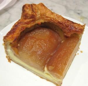 pear tart 300x295 Pear tart