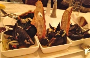 Mussels Trifecta
