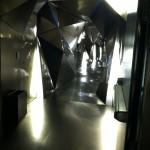 Hotel Silken Puerta America Madrid hallway