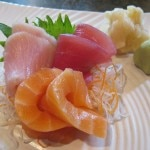 sashimi assortment 150x150 Sushi, Zen and Shizen