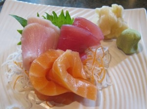 sashimi assortment 300x224 Sashimi assortment