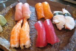 sushi assortment 300x203 Sushi assortment