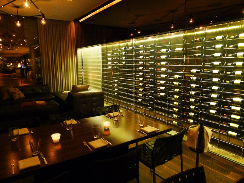 RH, the house restaurant at Andaz West Hollywood