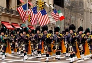 Boston boasts the oldest St. Patrick's Day Parade in the world
