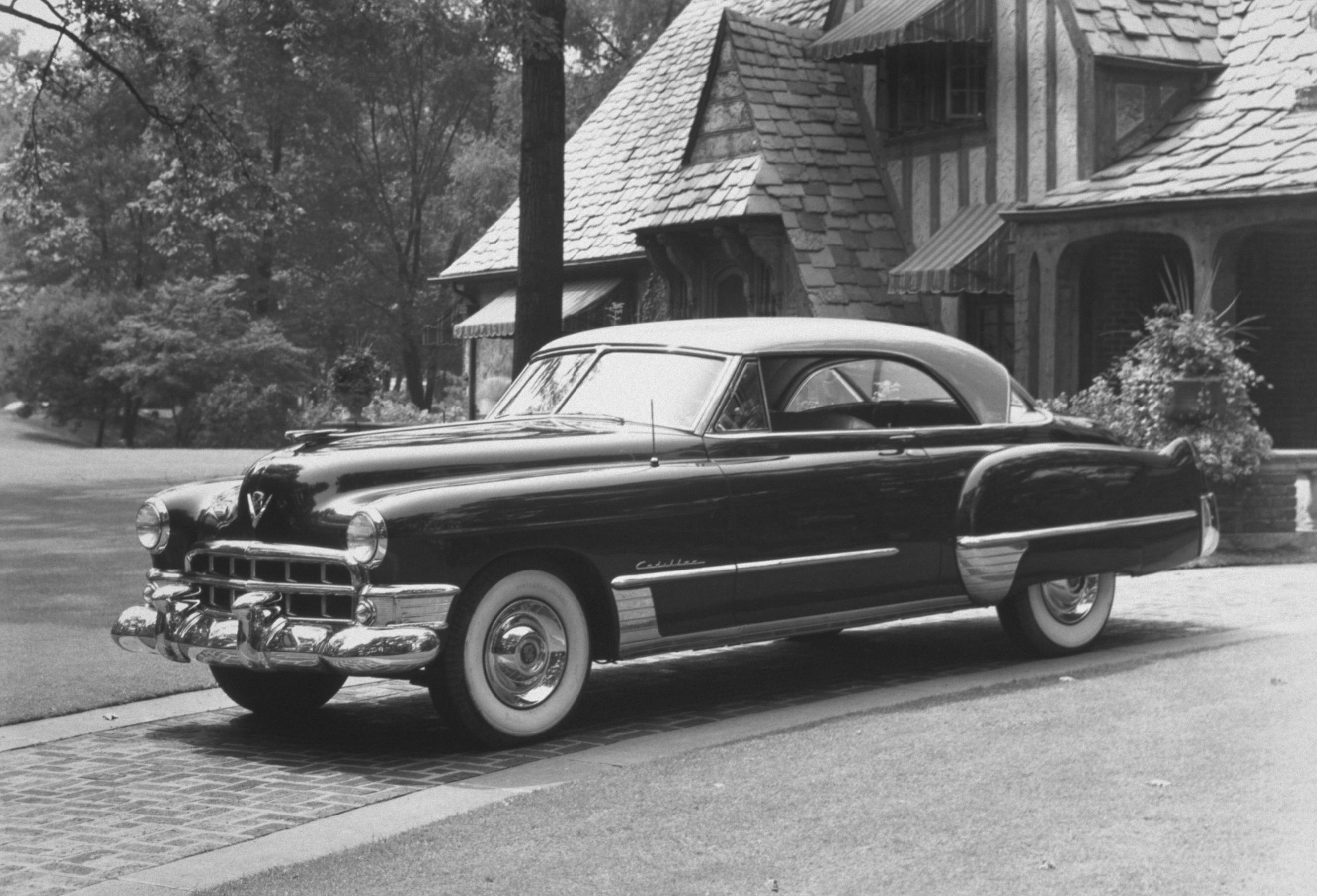 1949 Cadillac Coupe DeVille  GAYOTs Blog