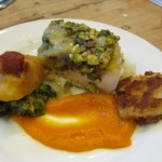 geoffrey lanez halibut 150x150 S.Pellegrino 2012 Almost Famous Chef Competition Winners