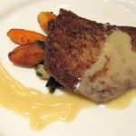 helen hayes pan seared veal 150x150 2012 S.Pellegrino Almost Famous Chef Competition Mystery Basket