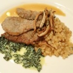 Joseph Johnson - Sautéed veal
