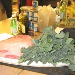 veal black kale 150x150 2012 S.Pellegrino Almost Famous Chef Competition Mystery Basket