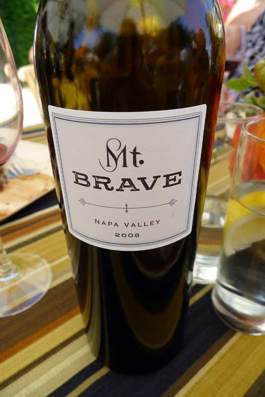 Mt. Brave 2008 Merlot - 100 cases produced