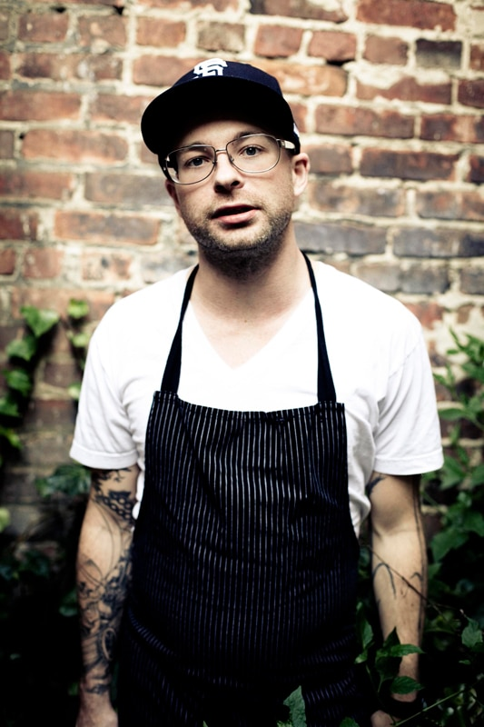Chef Anthony Strong of Locanda Osteria & Bar in San Francisco, CA
