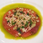 asian style tuna carpaccio 150x150 Ninth GAYOT Dinner Series