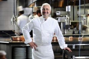 Chef Guy Savoy