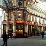leadenhall market 150x150 The Rubens at the Palace Harry Potter Experience   Travel Special
