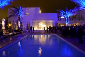 london west hollywood pool 300x200 Jordan Winery Celebrates 40th Anniversary   Wine News