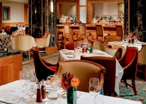 Peacock Alley at The Waldorf=Astoria in New York, one of our Top 10 Restaurants for Easter Brunch in the U.S.